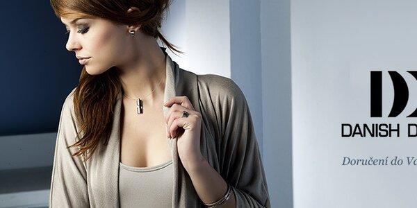 Danish Design - luxusní dámské titanové šperky