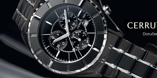 Dámské a pánské hodinky Cerruti