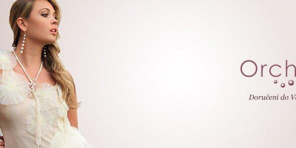 Orchira - luxusní šperky z pravých perel