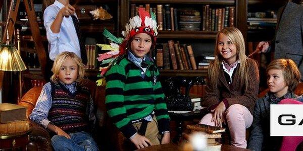 Dětské oblečení Gant