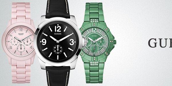 Stylové hodinky Guess