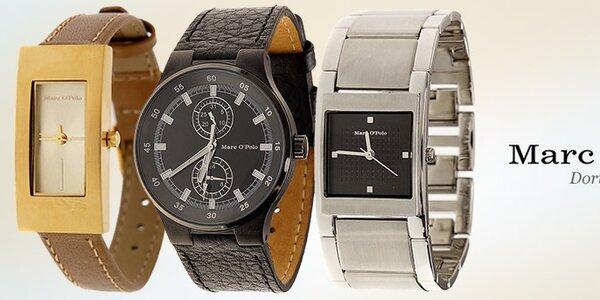 Dámské a pánské hodinky Marc O´Polo