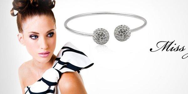 Dámské stříbrné šperky Miss Jones