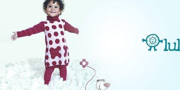 Lullaby - kojenecké oblečení pro holčičky
