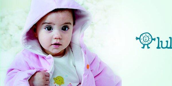 Lullaby - kojenecké oblečení pro chlapečky