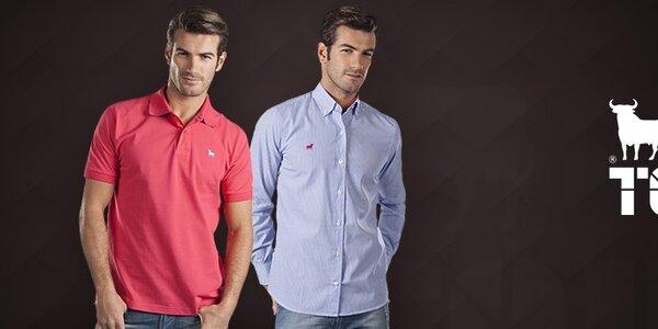 Toro - stylová pánská móda ze Španělska