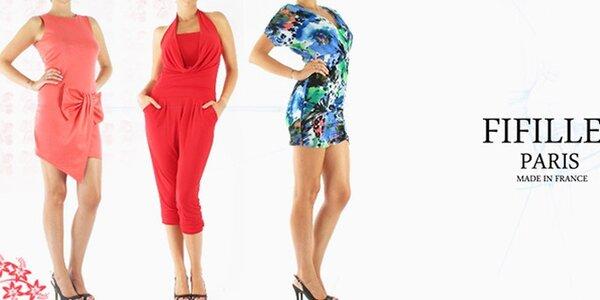 Dámské oblečení Fifilles de Paris - francouzská elegance a šarm