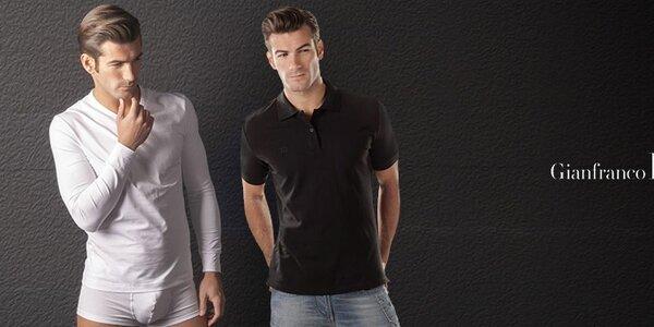 Pánské oblečení a spodní prádlo Gianfranco Ferré