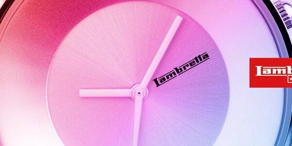 Lambretta - barevné designové hodinky