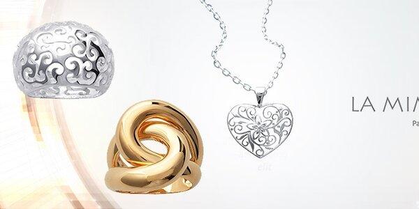 Luxusní šperky La Mimossa