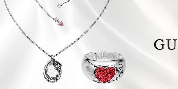Dámské šperky Guess - vášeň skrytá v oceli