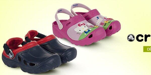 Dětské boty Crocs
