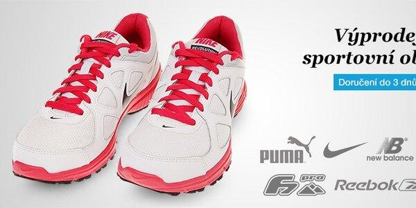 Výprodej sportovní obuvi