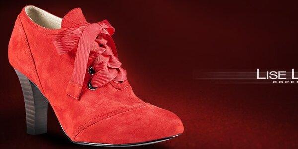 Dámské boty Lise Lindvig - nadčasový dánský minimalismus a elegance