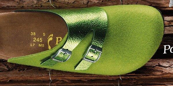 Papillio - barevná ortopedická obuv s anatomicky tvarovanou stélkou