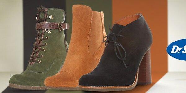 Dámské boty Dr. Scholl - prvotřídní kvalita a módní design