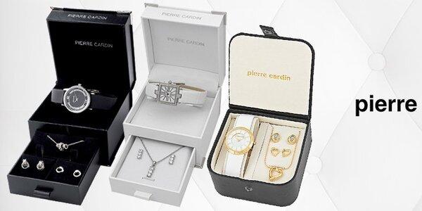 Dámské hodinky a šperky Pierre Cardin