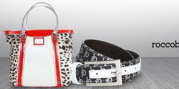 Dámské kabelky a pásky Roccobarocco - ve stylu barokní opulence