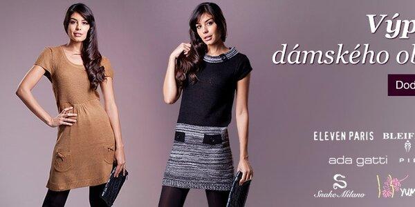 Výprodej dámského oblečení
