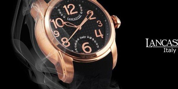 Luxusní švýcarské hodinky Lancaster