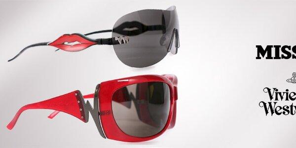 Missoni a Vivienne Westwood - dámské sluneční brýle