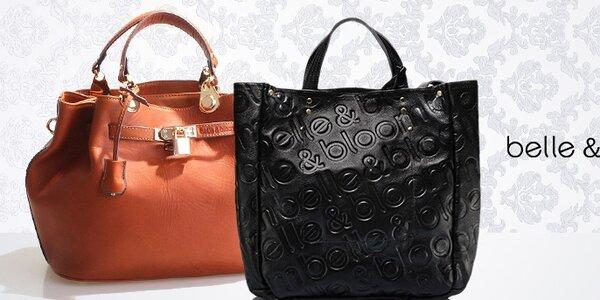 Dámské kožené kabelky Belle & Bloom