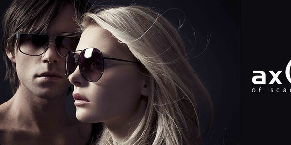 Dámské sluneční brýle Axcent - ve stylu filmových hvězd