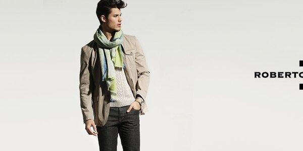 Pánská móda Roberto Verino