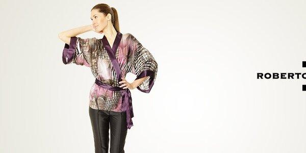 Dámská móda Roberto Verino - elegantní v každém okamžiku