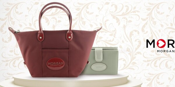 Dámské kabelky a peněženky Morgan De Toi