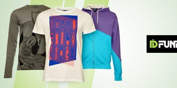 Pánské oblečení Fundango - barvy, proužky a originální design