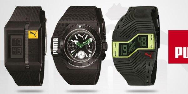 Puma - dámské a pánské sportovní hodinky