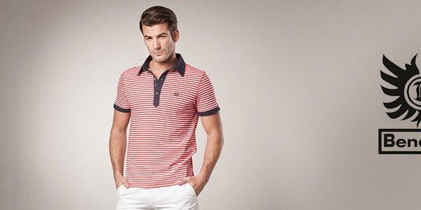 Pánské oblečení Bendorff - uvolněný casual styl