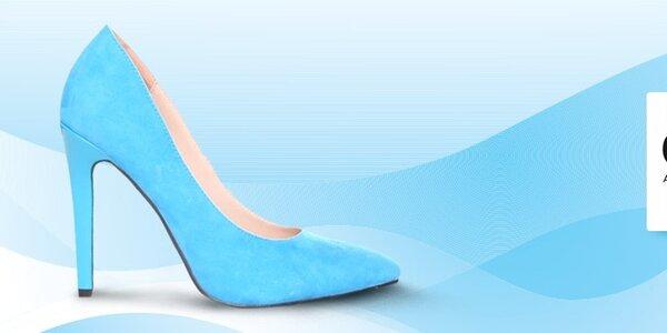 Dámská obuv Ana Lublin - pastelové barvy a trendy střihy