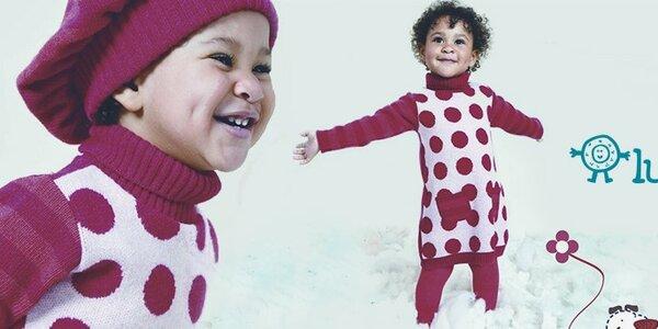 Dětské oblečení Lullaby