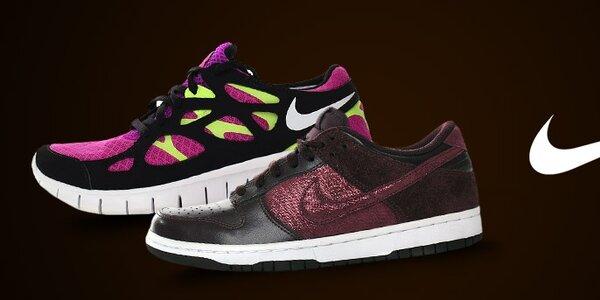 Dámské a pánské běžecké boty Nike
