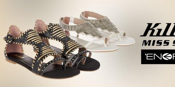 Dámské boty Killah, Miss Sixty a Energie