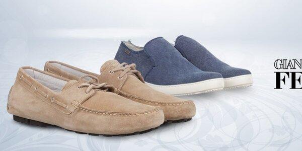Pánské boty Gianfranco Ferré