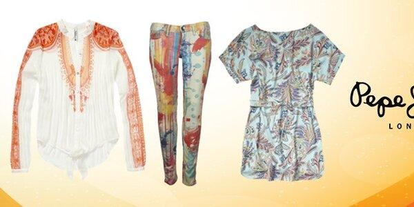 Dámské oblečení Pepe Jeans