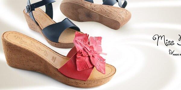 Dámské boty Miss Butterfly