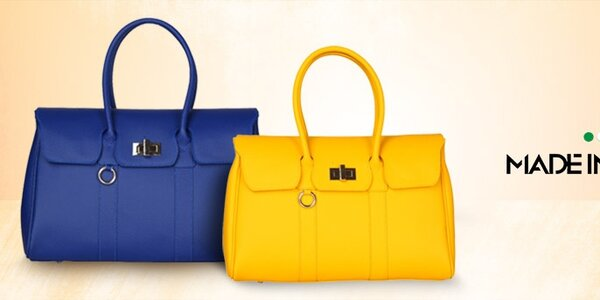 Dámské kabelky Made in Italia