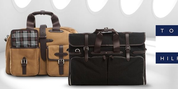 Cestovní zavazadla a tašky Tommy Hilfiger