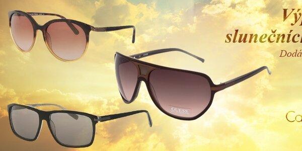 Výprodej slunečních brýlí