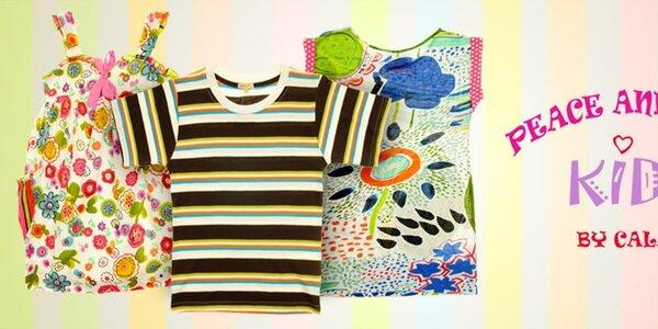 Dětské oblečení Peace&Love