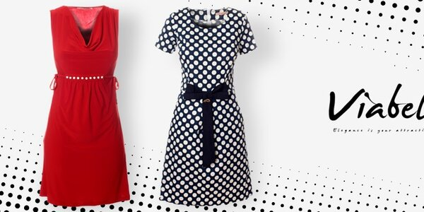 Dámské šaty Via Bellucci