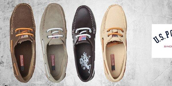 Pánské boty U.S. Polo