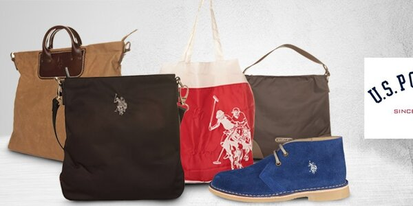 Dámské boty a kabelky U.S. Polo