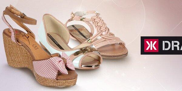 Dámské boty Drastik