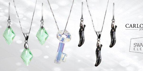 Dámské šperky Carlo Romani
