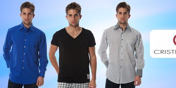 Pánské oblečení Cristian Lay